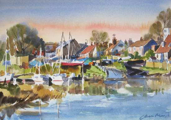 River Ouse - Lewes East Sussex