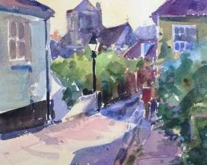 Summer Light – Lewes