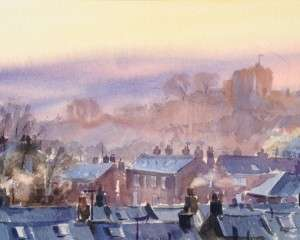 Winter Rooftops – Lewes